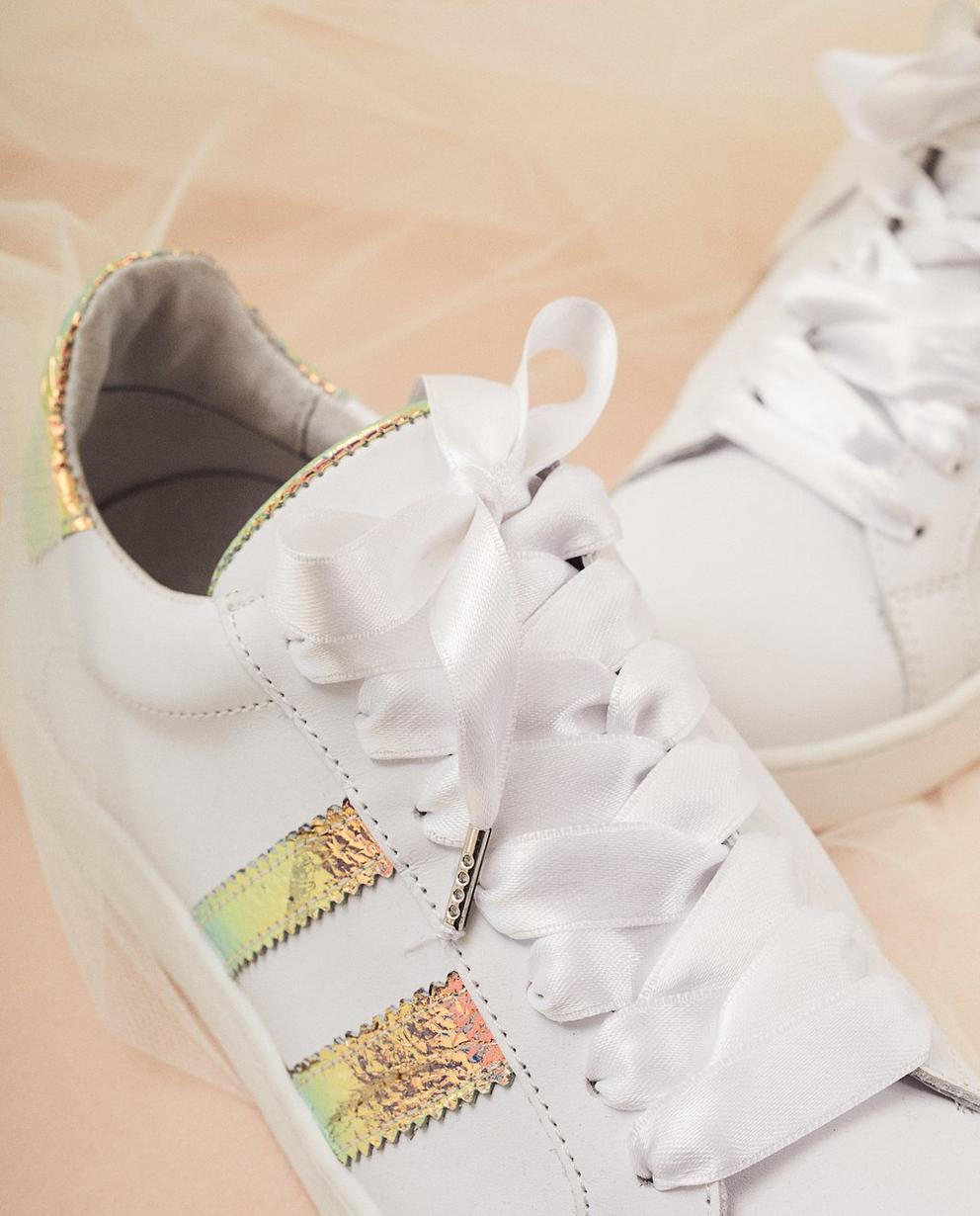 Schuhe - Weiss -